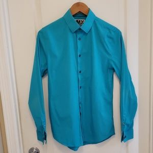 EXPRESS 1MX Button Down Fitted